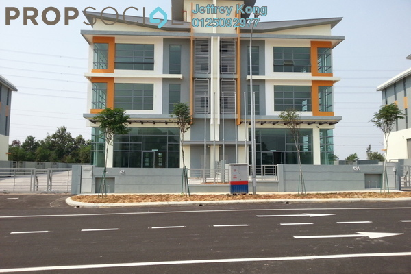 For Sale Factory at Section 15, Shah Alam Freehold Unfurnished 0R/0B 5m