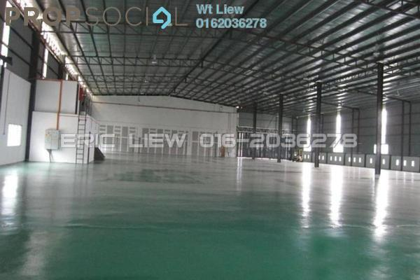 For Rent Factory at Beranang Industrial Park, Semenyih Freehold Unfurnished 0R/0B 25k