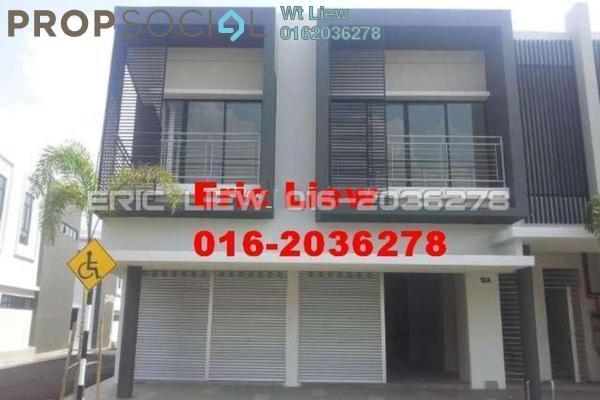 For Rent Office at Bandar Seri Coalfields, Sungai Buloh Freehold Unfurnished 0R/0B 3.5k