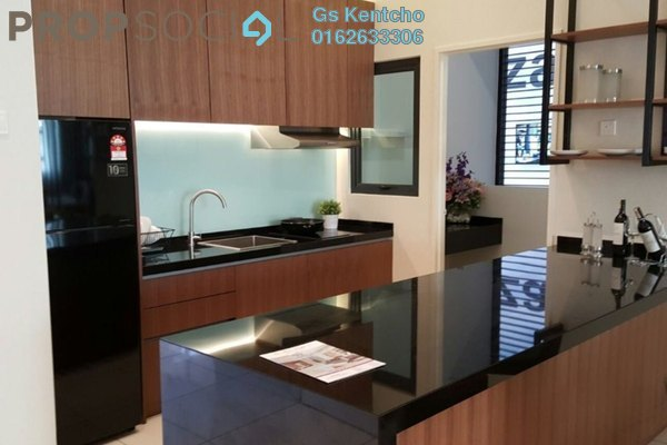 For Sale Condominium at Kiara Plaza, Semenyih Freehold Semi Furnished 3R/2B 380k