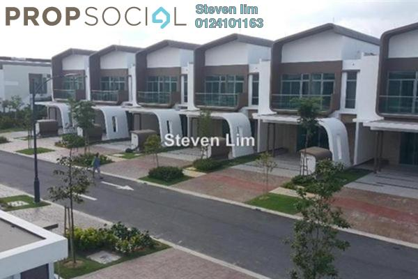 For Rent Terrace at Setia Eco Glades, Cyberjaya Freehold Unfurnished 4R/3B 3k