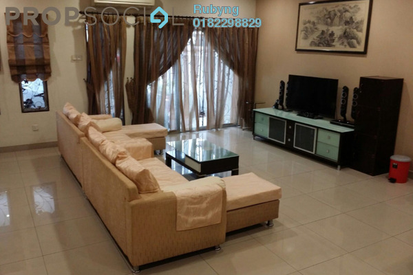 For Sale Terrace at Ambang Botanic 1, Klang Freehold Semi Furnished 5R/5B 1m