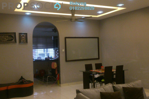 For Sale Terrace at Bandar Puteri Klang, Klang Freehold Semi Furnished 4R/4B 650k
