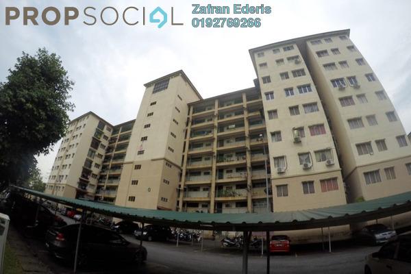 For Sale Apartment at Puchong Permata 2, Puchong Freehold Semi Furnished 2R/2B 190k
