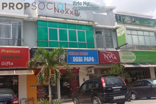 For Rent Shop at Sri Manja Square, PJ South Leasehold Unfurnished 1R/1B 3.5k