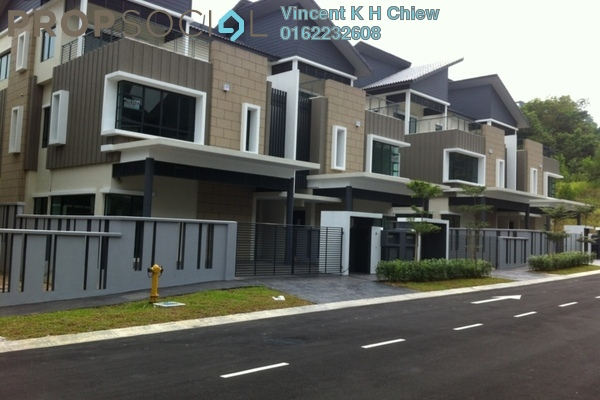 For Sale Semi-Detached at Kinrara Hills, Puchong Freehold  6R/5B 2.2m