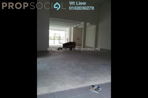 For Rent Factory at Axis Industrial Park, Kota Kemuning Freehold Unfurnished 0R/0B 15k