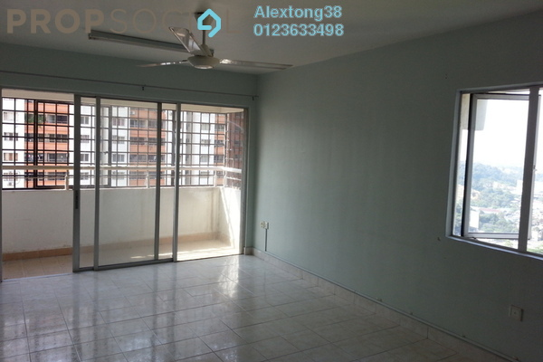 For Rent Apartment at Flora Damansara, Damansara Perdana Leasehold Unfurnished 3R/2B 950translationmissing:en.pricing.unit