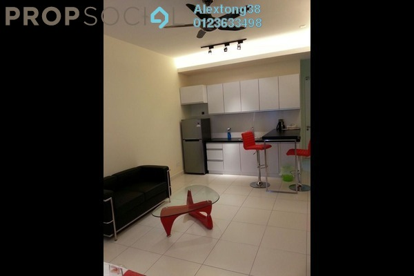 For Sale SoHo/Studio at Neo Damansara, Damansara Perdana Leasehold Fully Furnished 1R/1B 365k