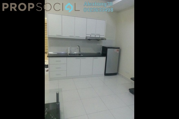 For Rent SoHo/Studio at Neo Damansara, Damansara Perdana Leasehold Semi Furnished 1R/1B 1.2k