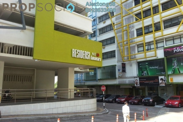 For Rent Office at Neo Damansara, Damansara Perdana Leasehold Unfurnished 1R/1B 1.8k