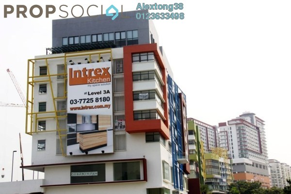For Rent Shop at Neo Damansara, Damansara Perdana Leasehold Unfurnished 1R/2B 4.5k