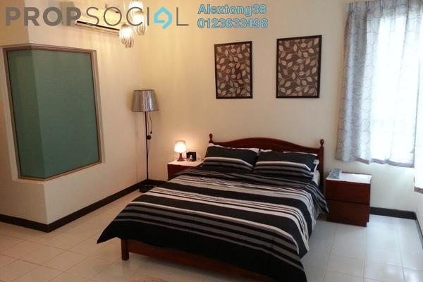 For Rent SoHo/Studio at Ritze Perdana 2, Damansara Perdana Leasehold Fully Furnished 1R/1B 1.5k