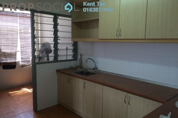 For Sale Apartment at SD Tiara Apartment, Bandar Sri Damansara Freehold Semi Furnished 3R/2B 320k