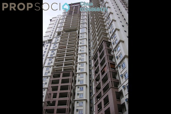 For Rent Condominium at Seri Maya, Setiawangsa Freehold Fully Furnished 3R/2B 2.8k