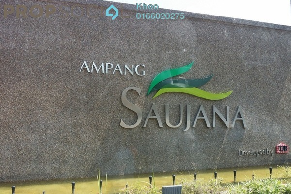 For Sale Terrace at Ampang Saujana, Ampang Leasehold Unfurnished 4R/3B 788k