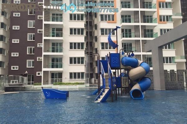 For Sale Serviced Residence at Hijauan Saujana, Saujana Freehold Semi Furnished 3R/2B 755k