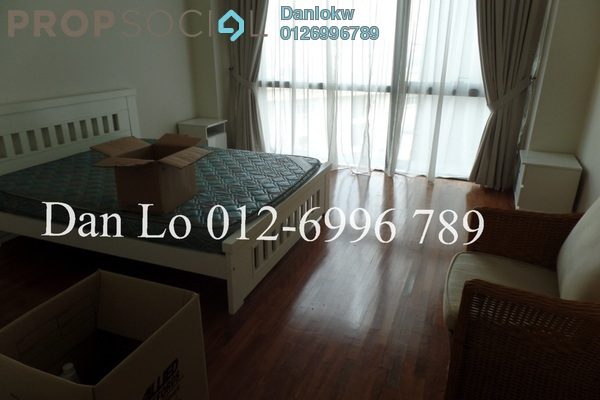 For Rent Condominium at Hampshire Place, KLCC Freehold Semi Furnished 2R/2B 5.5k
