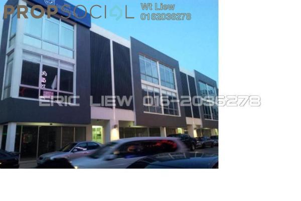 For Rent Shop at C180, Cheras South Freehold Unfurnished 0R/0B 5k