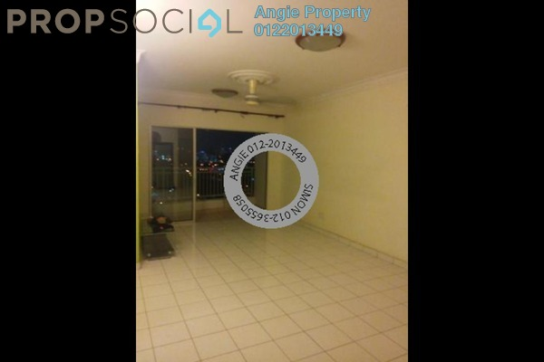 For Rent Condominium at Widuri Impian, Desa Petaling Leasehold Semi Furnished 3R/2B 1.35k
