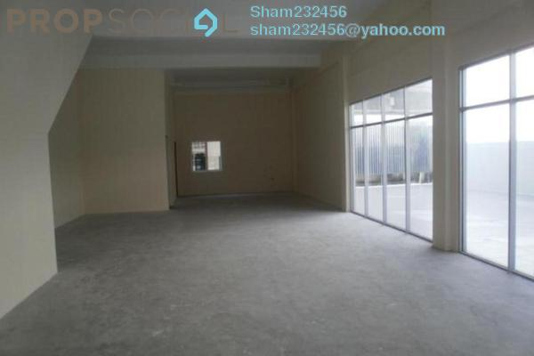 For Rent Shop at Bandar Tasek Mutiara, Simpang Ampat Freehold Unfurnished 0R/0B 3k