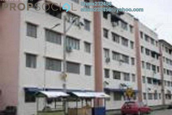 For Rent Condominium at Taman Seri Impian, Bukit Mertajam Freehold Unfurnished 3R/2B 400translationmissing:en.pricing.unit