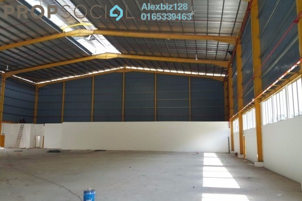 For Rent Factory at Taman Mas Sepang, Puchong Leasehold Unfurnished 0R/0B 40k