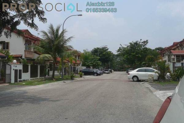 For Sale Terrace at Mutiara Bukit Kemuning, Kota Kemuning Freehold Unfurnished 3R/3B 670k