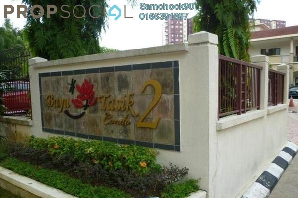 For Sale Condominium at Bayu Tasik 2, Bandar Sri Permaisuri Leasehold Fully Furnished 3R/2B 450k