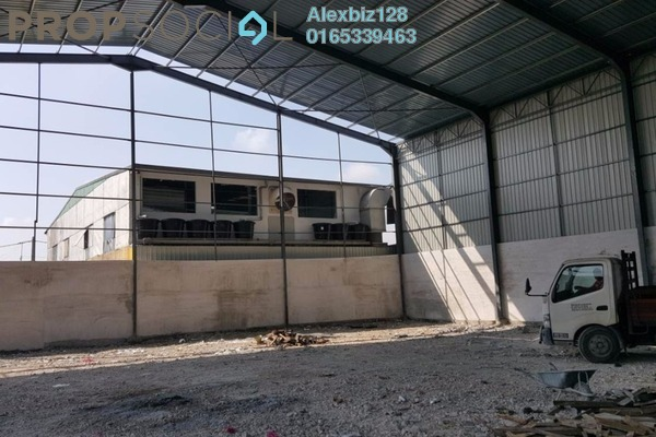 For Rent Factory at Kampung Jawa, Shah Alam Freehold Unfurnished 0R/0B 8k