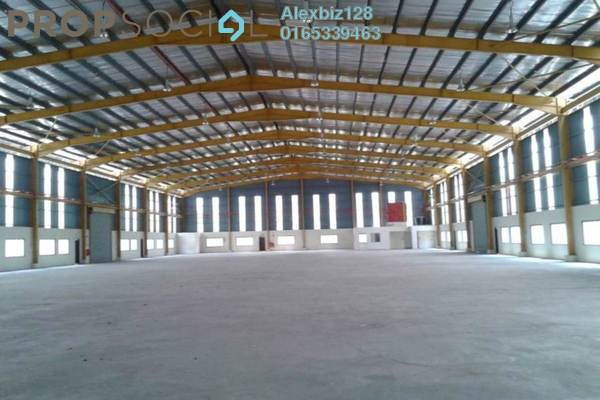 For Rent Factory at Senawang Industrial Area, Senawang Freehold Unfurnished 0R/0B 97k