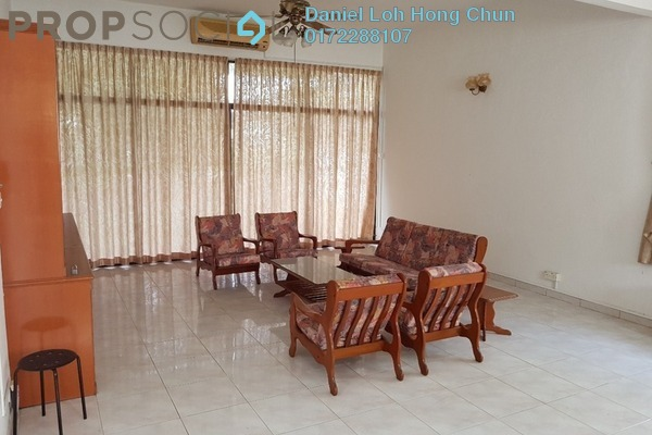 For Rent Bungalow at Minden Heights, Gelugor Freehold Semi Furnished 4R/4B 3.5k