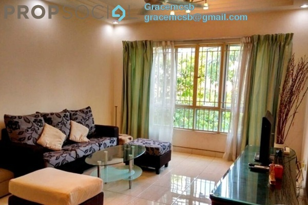 For Sale Condominium at Green Avenue, Bukit Jalil Freehold Semi Furnished 4R/2B 675k