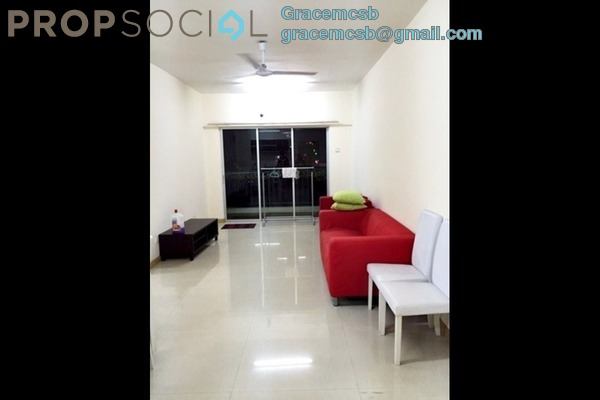 For Sale Condominium at Kuchai Avenue, Kuchai Lama Freehold Semi Furnished 3R/2B 548k