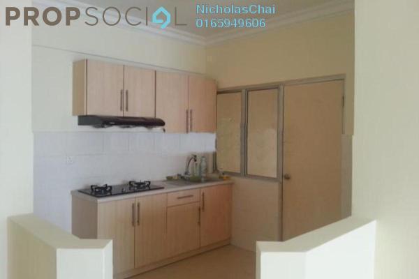For Rent Condominium at Koi Tropika, Puchong Leasehold Semi Furnished 3R/2B 1.3k