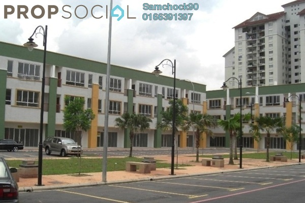 For Sale Shop at Danau Lumayan Avenue, Bandar Sri Permaisuri Leasehold Semi Furnished 1R/1B 2m