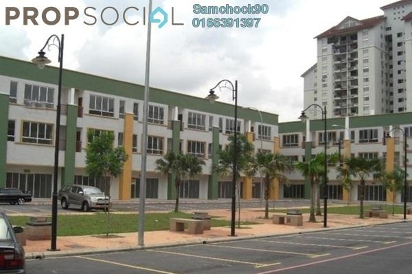 For Sale Shop at Danau Lumayan Avenue, Bandar Sri Permaisuri Leasehold Semi Furnished 1R/1B 2m