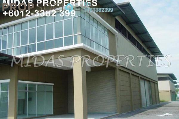 For Rent Factory at Surian Industrial Park, Kota Damansara Leasehold Semi Furnished 0R/0B 38k