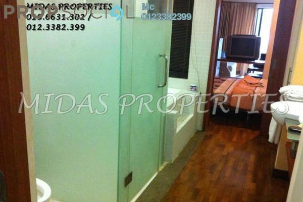 For Rent SoHo/Studio at 10 Semantan, Damansara Heights Leasehold Fully Furnished 1R/1B 1.65k