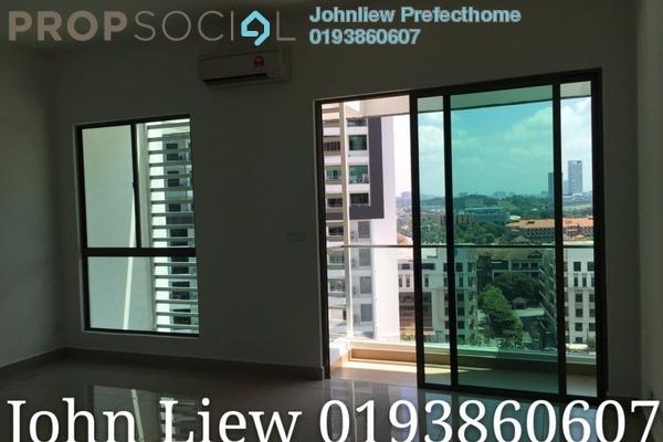 For Rent SoHo/Studio at CyberSquare, Cyberjaya Freehold Semi Furnished 0R/1B 900translationmissing:en.pricing.unit