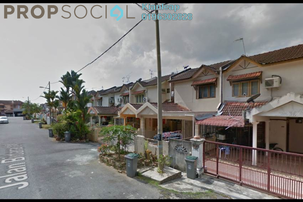 For Sale Terrace at Seremban Garden, Seremban Freehold Semi Furnished 4R/3B 318k