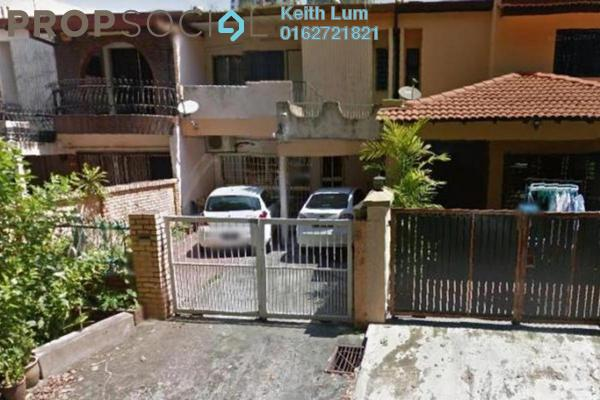 For Sale Terrace at Damansara Kim, Damansara Utama Freehold Unfurnished 4R/3B 1.2百万