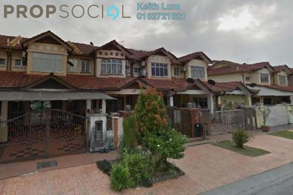 For Sale Terrace at Section 23, Shah Alam Leasehold Fully Furnished 5R/4B 1.18m