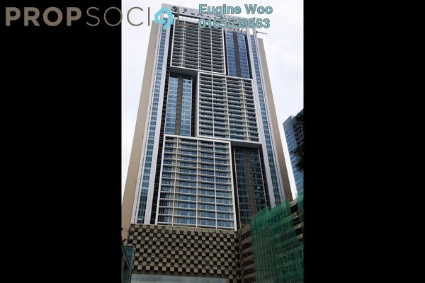 For Rent Condominium at Platinum Suites, KLCC Freehold Fully Furnished 1R/1B 3.2k
