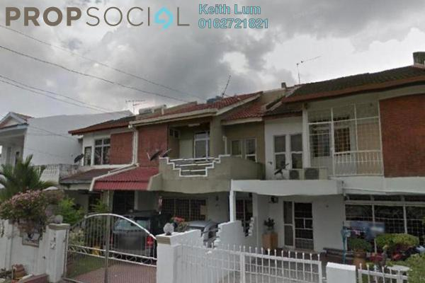 For Sale Terrace at Taman Mayang, Kelana Jaya Freehold Semi Furnished 4R/3B 1.3m