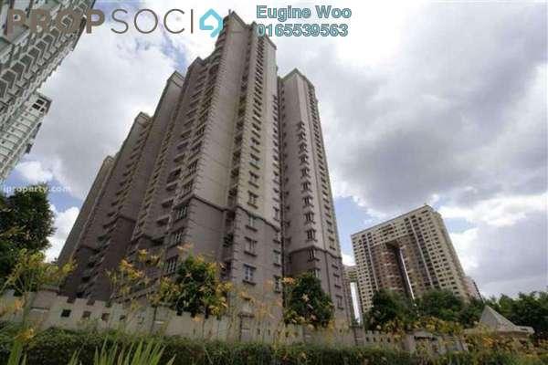 For Rent Condominium at Laman Suria, Mont Kiara Freehold Fully Furnished 3R/2B 2.8k