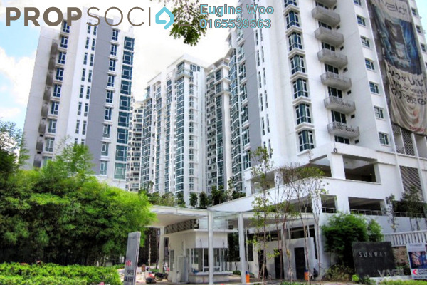 For Rent Condominium at Sunway Vivaldi, Mont Kiara Freehold Fully Furnished 3R/4B 8.8k