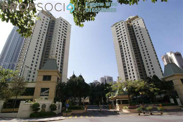 For Rent Condominium at Mont Kiara Astana, Mont Kiara Freehold Fully Furnished 2R/3B 3.8k