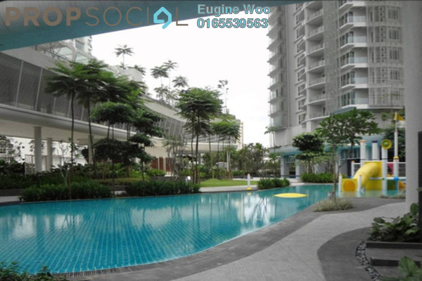 For Rent Condominium at 28 Mont Kiara, Mont Kiara Freehold Fully Furnished 4R/3B 8.3k
