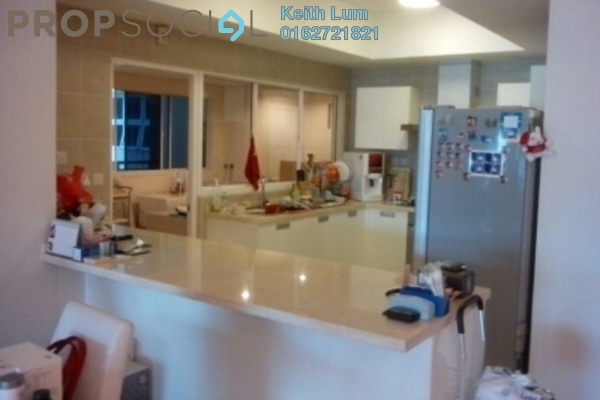 For Sale Condominium at Mont Kiara Meridin, Mont Kiara Freehold Fully Furnished 3R/3B 1.25m